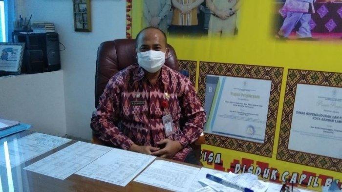 Disdukcapil Bandar Lampung Pastikan Blanko e-KTP Aman