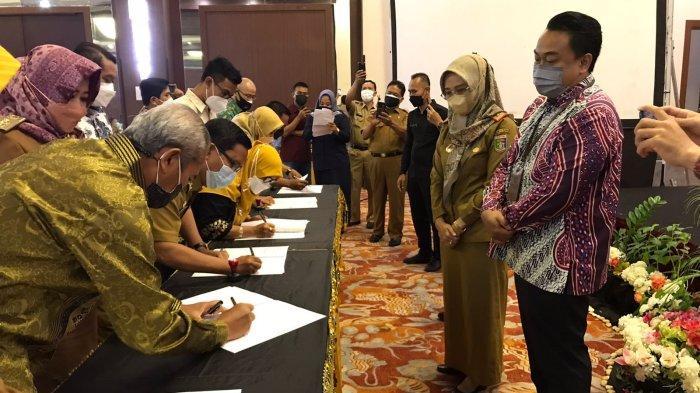 Disperindag Lampung Fasilitasi Industri Serap SDM Berkompetensi