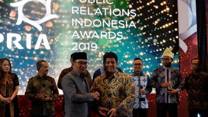 Kereta Comuter Indonesia (KCI) Borong 8 Penghargaan dalam satu malam