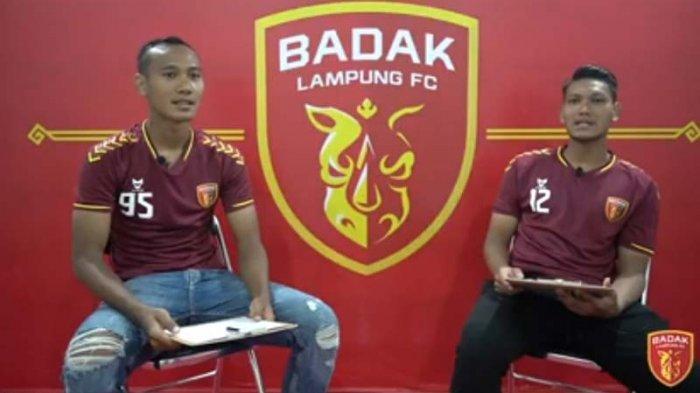 2 Kakak Beradik Pemain Badak Lampung FC Manda Cingi-Julian Mancini Punya Makanan Favorit, Apa Itu?
