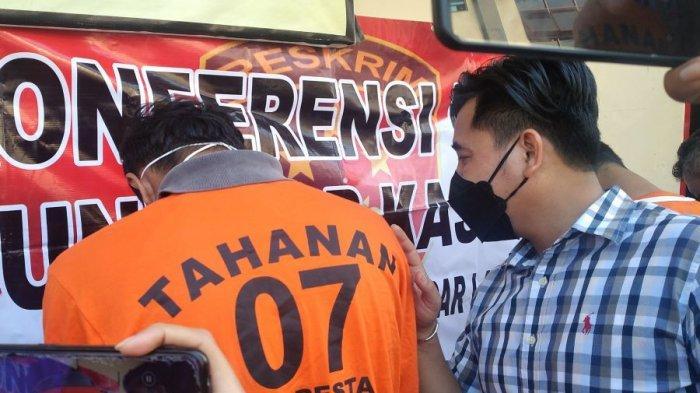Kakek di Bandar Lampung Ditangkap karena Bobol Toko Bangunan