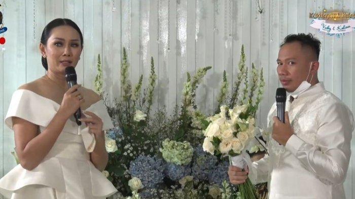 Vicky Prasetyo Tulis Pesan Setelah Kalina Umumkan Batal Menikah
