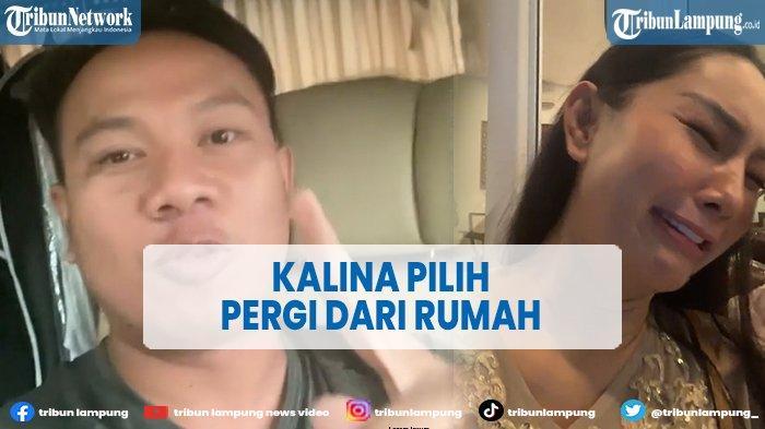 VIDEO Kalina Ocktaranny Pergi Dari Rumah Vicky Prasetyo