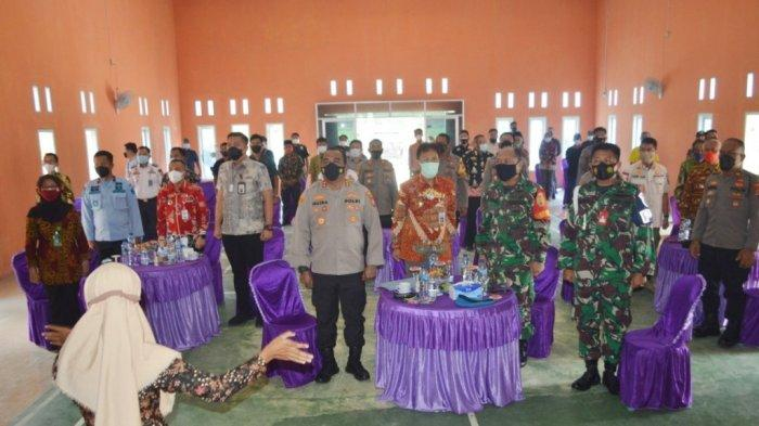 Cempaka Dalam Didapuk Jadi Kampung Tangguh Antinarkoba di Tulangbawang Lampung