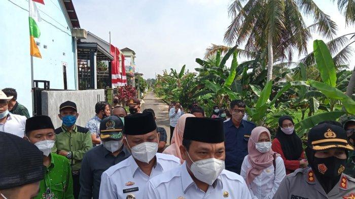 Wahdi Minta Kampung Tangguh Jadi Pelopor Disiplin Protokol Kesehatan