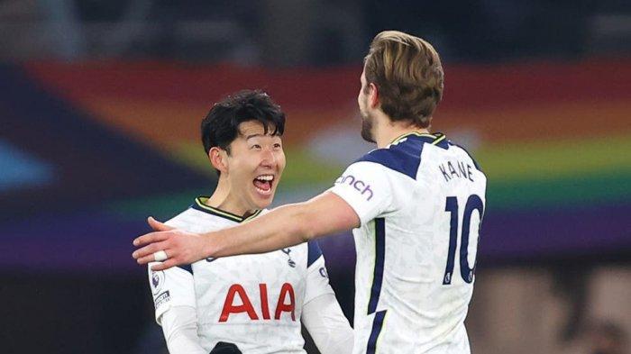 Kane dan Son menjadi kunci Kemenangan Spurs