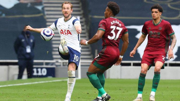 Gol Harry Kane Buka Peluang Tottenham Rebut Tiket Liga Champions Musim Depan