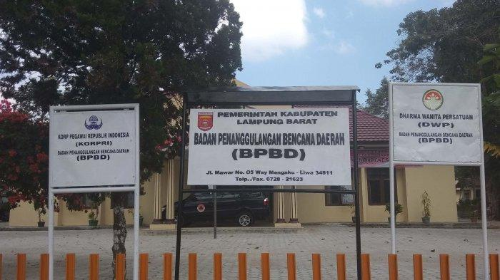 Masuk Musim Penghujan, Ini Imbauan BPBD Lampung Barat