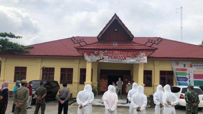 Kantor DLHD Tulangbawang Tutup Pelayanan Setelah Satu Kabid Meninggal Akibat Covid-19