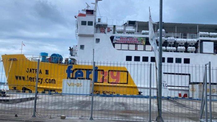 Kapasitas Kapal Minim, Puluhan Penumpang Kapal Bakauheni Tujuan Merak Kecewa
