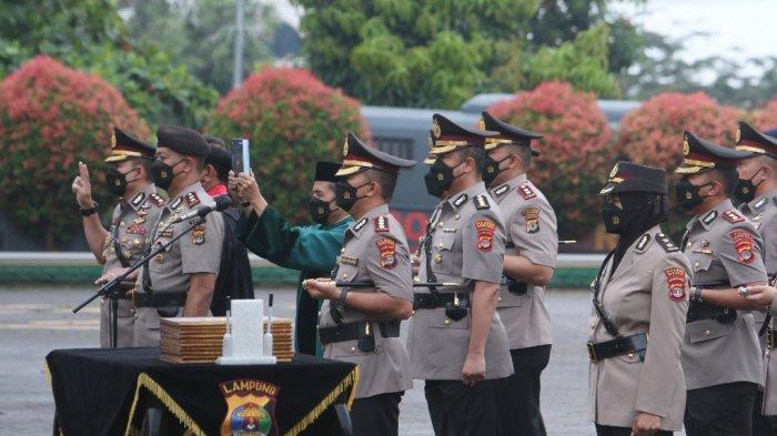 Peringatan Kapolda Lampung Irjen Hendro Sugiatno: Tolong Jangan Kirim Setoran pada Pimpinan
