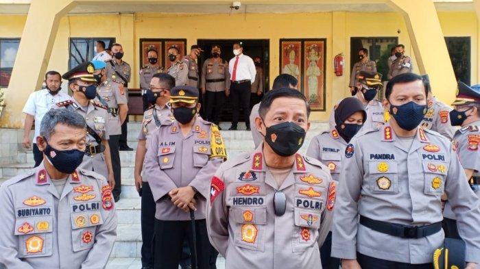 Kapolda Tegaskan Dua Oknum Anggota Polisi Terlibat Narkoba Terancam PTDH