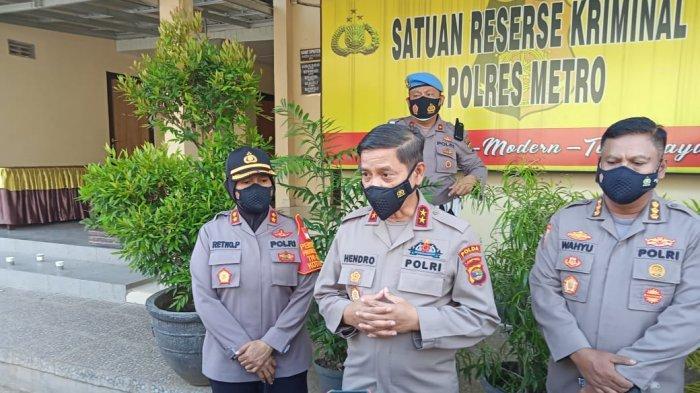 Kapolda Lampung: Begal Harus Ditindak Tegas