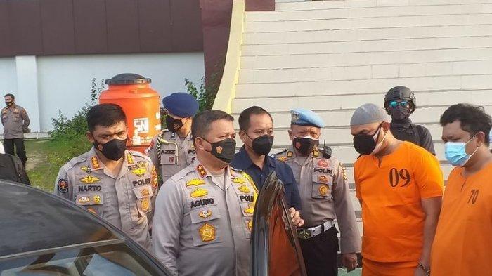 Penampakan Terkini Perwira Polisi yang Isap Sabu di Mobil