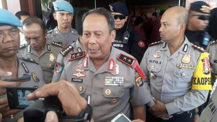 1.000 Polisi Kawal Pleno Pilgub KPU, Kapolda Irjen Suntana dan Para Perwira Ambil Langkah Ini