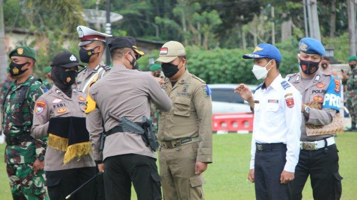 Polres Lampung Barat Kerahkan 29 Personel Sukseskan Operasi Patuh Krakatau
