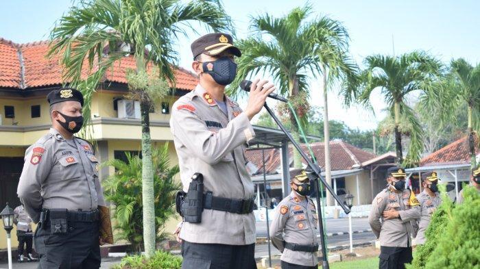 Kapolres AKBP Wawan Setiawan: Semua Polisi Lamteng Bantu Satreskrim Ungkap C3
