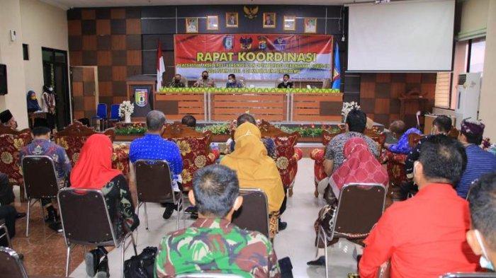 Kapolres Minta Instansi di Pringsewu Lampung Bersatu Keluar dari PPKM Level 3