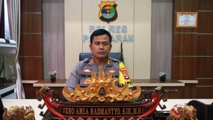 Kapolres Pesawaran AKBP Vero Aria Radmantyo Minta Jajarannya Tindak Tegas Pelaku Kejahatan C3