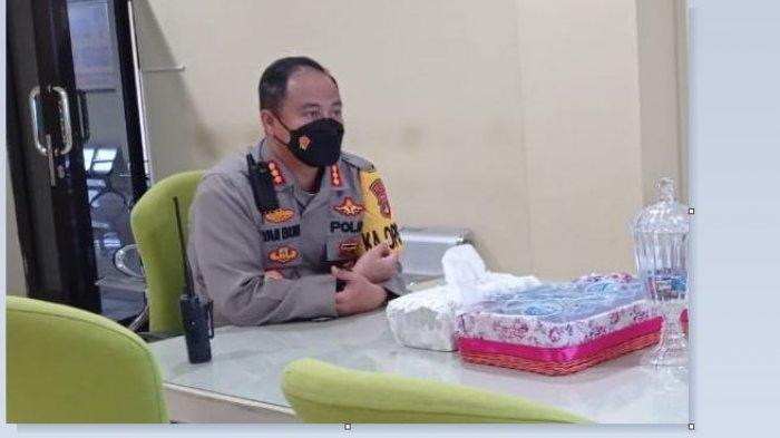 Kombes Pol Yan Budi Jaya Tidak Melarang Media Meliput,Namun Tetap Memperhatikan Protokol Kesehatan