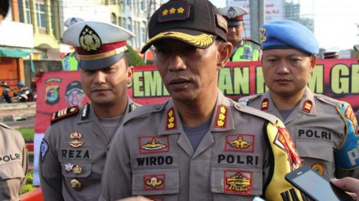 BREAKING NEWS - Mantan Gubernur Lampung Dikabarkan Diperiksa Polisi, Begini Kata Kapolresta