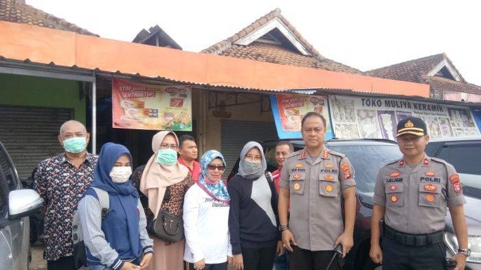 Kapolresta Bandar Lampung Pastikan Tidak Ada Kelangkaan Sembako di Kota Bandar Lampung