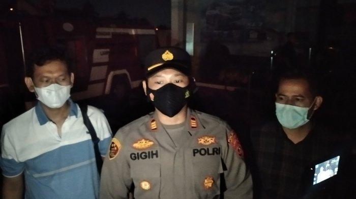 Polisi Selidiki Penyebab Kebakaran di Natar Lamsel