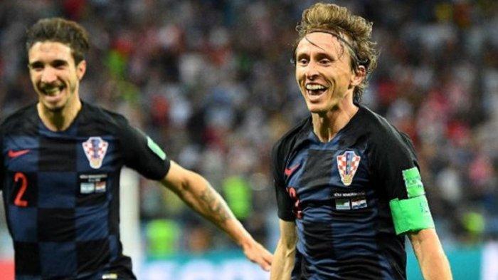 Inggris vs Kroasia - Live Piala Dunia 2018 TransTV, Tonton Live Streaming Lewat Cara GRATIS Ini