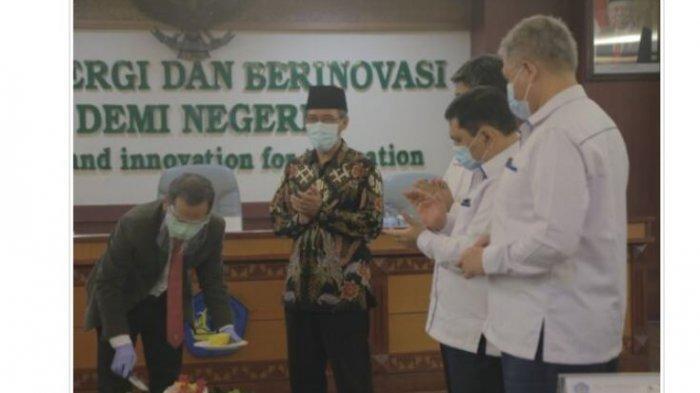 Universitas Lampung Bedah Buku Karya Prof Karomani