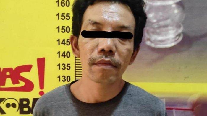 Konsumsi Sabu, Karyawan Swasta di Pesawaran Lampung Diamankan Polisi