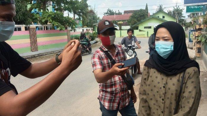 Karyawati Fotokopi di Pringsewu Menangis Motornya Dicuri, Sebut Pelaku Pakai Peci