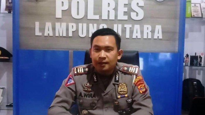 Kasat Lantas Polres Lampung Utara di Mutasi ke Polda Lampung