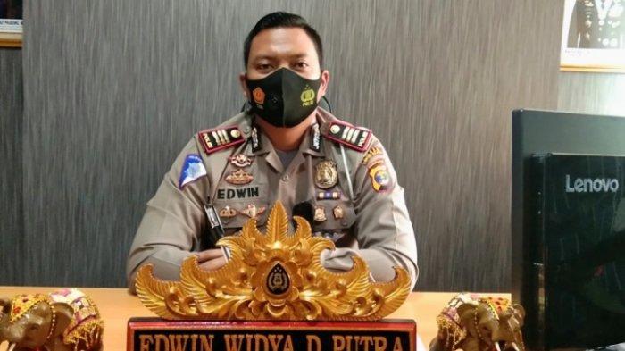 Kasat Lantas Polres Lampung Selatan AKP Edwin WD Putra Hobi Main Basket dan Game Online