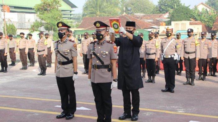 Kasat Lantas Polres Pringsewu Mutasi, IPTU Bima Alief Caesar Gumilang ke Polres Lampung Timur