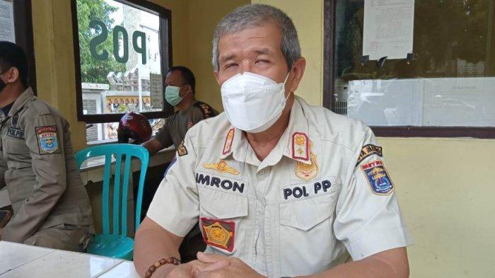 Sat Pol PP Kota Metro Minta PKL Tidak Melanggar Keindahan dan Kenyamanan