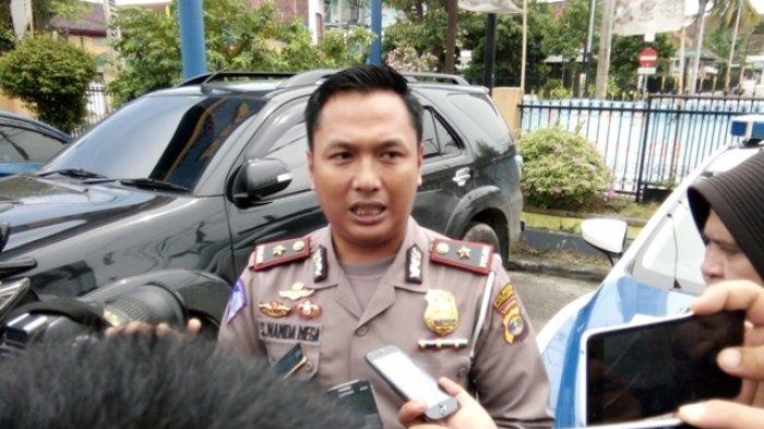 Turn Back di Jl  P Antasari Mohon Diperhatikan, Rentan Lakalantas