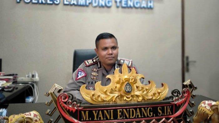 Kasatlantas Polres Lampung Tengah AKP M Yani Endang Pernah Kena Tilang Karena Langgar Traffic Light