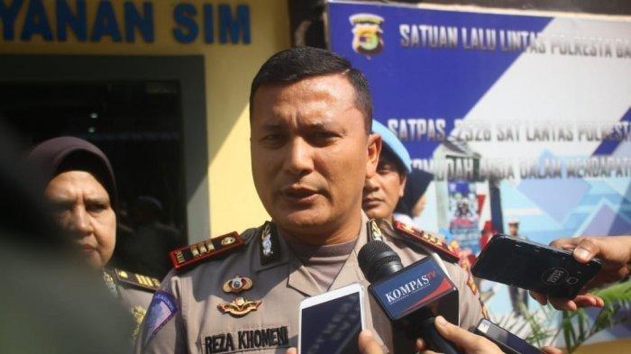 Kasatlantas Polresta Bandar Lampung Sebut Pengemudi Daihatsu Xenia Tak Mau Ditangani Polisi