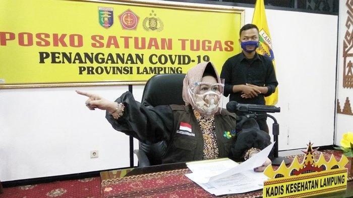 Kasus Covid-19 di Lampung Tembus 1.000 Lebih, Ada Tambahan 27 Pasien per 6 Oktober