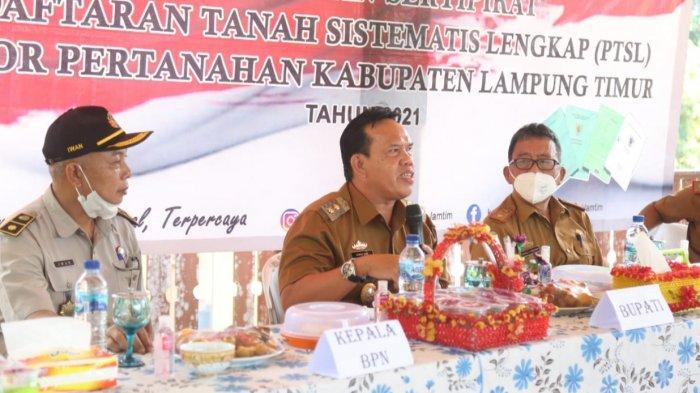 Kasus Covid-19 di Lampung Timur Bertambah, Wakil Bupati Imbau Tetap Taat Prokes