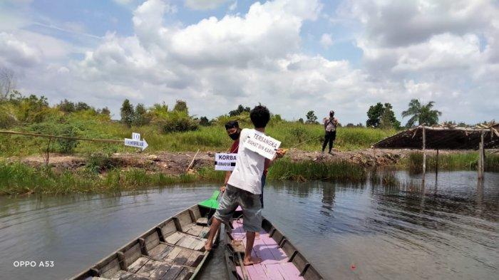 BREAKING NEWS Nelayan yang Hilang di Dente Teladas Ternyata Tewas Dibunuh