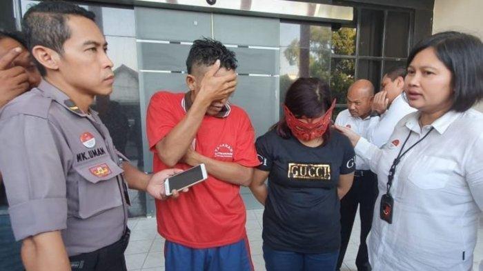 Polisi Ungkap Kasus Prostitusi Menyimpang, Suami Istri dan Pelanggan Ditangkap saat Telanjang
