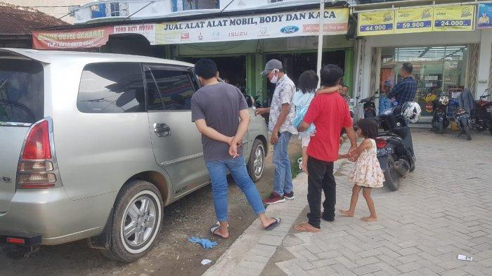 Gasak Rp 230 Juta, Pencuri Modus Pecah Kaca Mobil Beraksi di Banjar Agung Tuba
