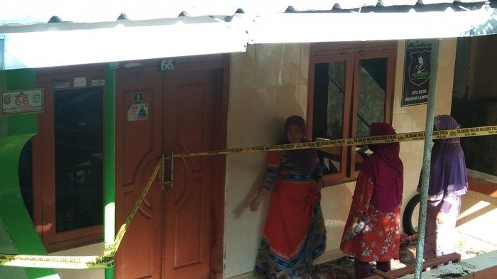 Kebakaran 3 Rumah di Jalan Tamin Bandar Lampung Diduga akibat Korsleting