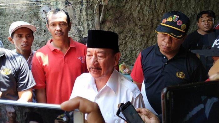 Tinjau Kebakaran di Panjang, Herman HN Janji Beri Bantuan