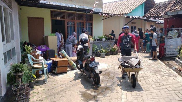 Kebakaran Rumah di Bandar Lampung Hanguskan Bagian Kamar di Lantai 2, Tak Ada Korban Jiwa