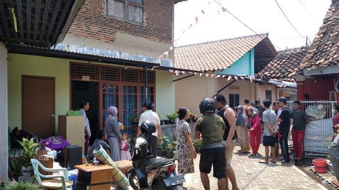 Kebakaran Rumah di Sawah Brebes Bandar Lampung Diduga Akibat Korsleting Listrik
