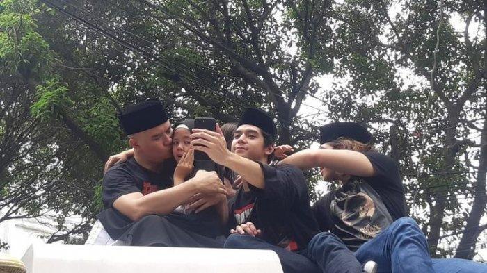 Ahmad Dhani Disebut Mulan Jameela Pencemburu, Anang Hermansyah Tak Percaya