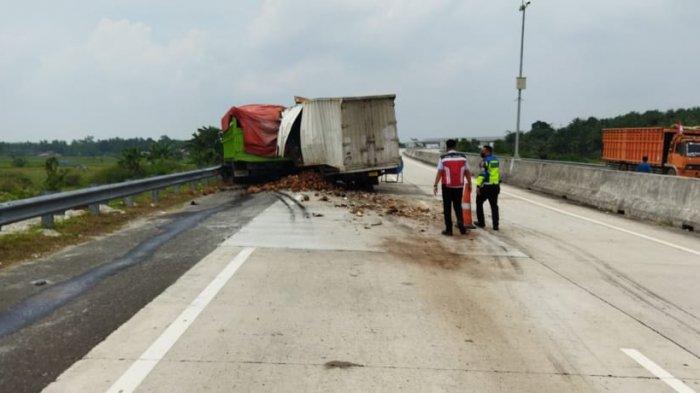 Kecelakaan di Tol Lampung Selatan, Remaja 17 Tahun Meninggal dengan Luka Parah di Kepala