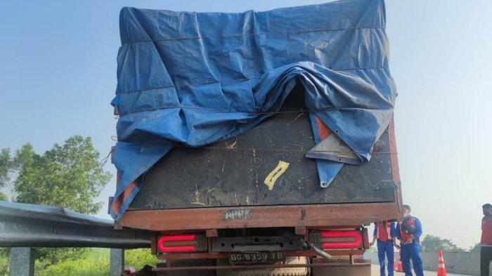 Kecelakaan Beruntun di Tol Lampung, Niat Bantu Truk Mogok, 2 Pegawai Tol Tewas Terjepit